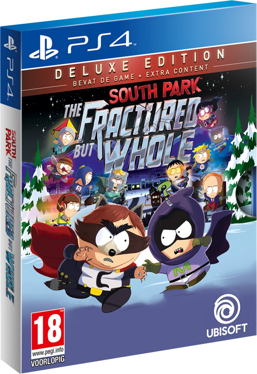 South Park: The Fractured But Whole - Deluxe Edition PlayStation 4