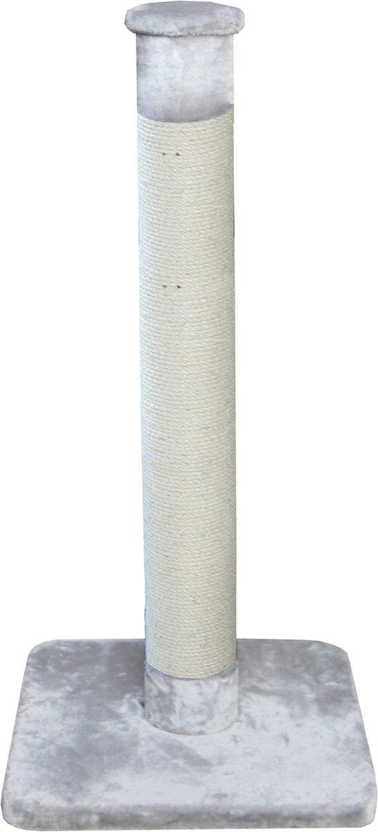 Adori Krabpaal Priya 50x50x115 cm Lichtgrijs