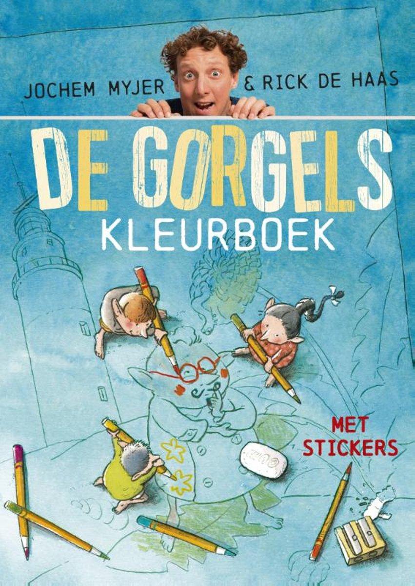 Afbeelding voor De Gorgels - Gorgels Kleurboek