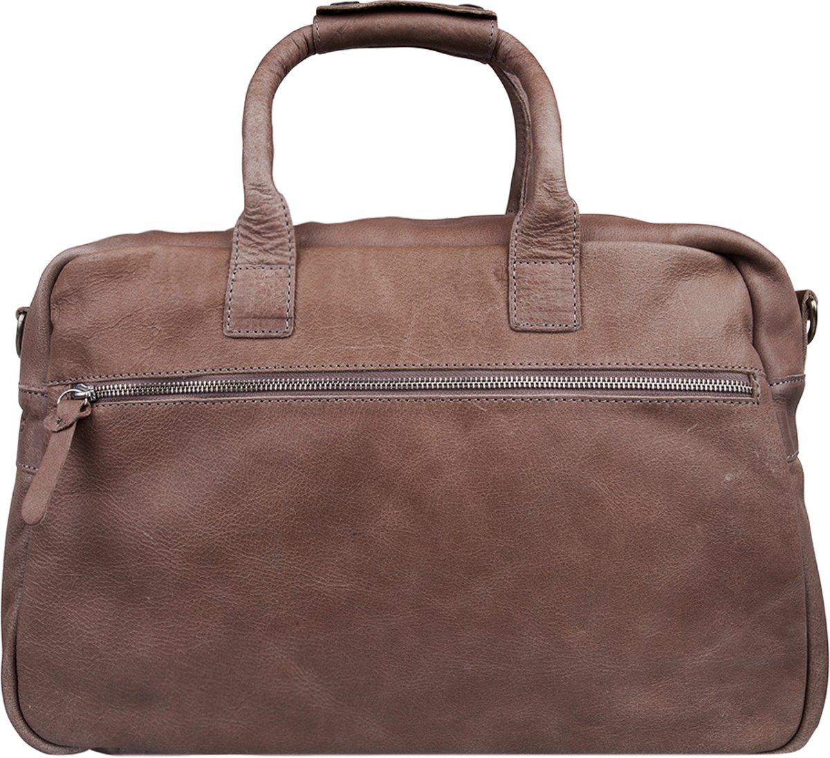 b5ae5767950 bol.com | Cowboysbag The Bag schoudertas - Elephant Grey