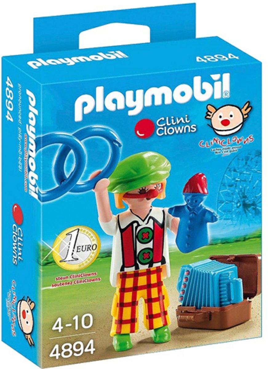 Playmobil CliniClown - 4894