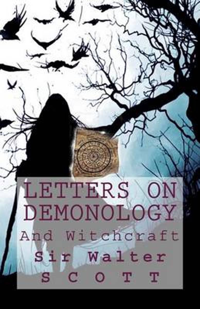 Afbeelding van product Letters on Demonology and Witchcraft  - Walter Scott