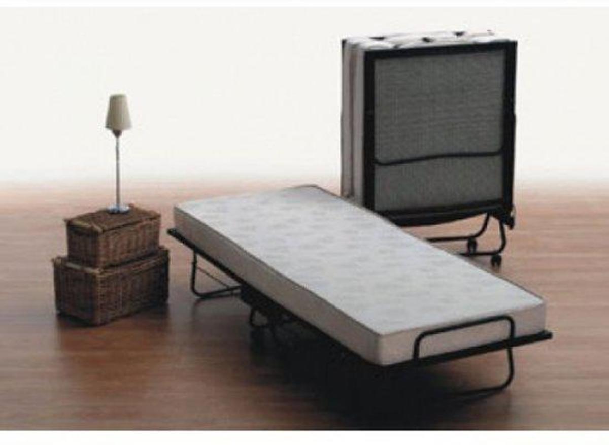 Bedworld  - Inklapbaar bed - Crème - 90 x 200 cm kopen