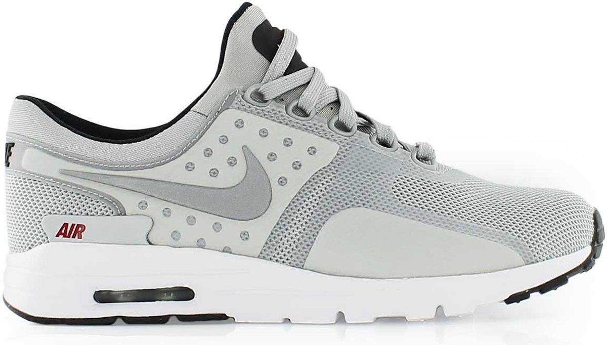 d6d336f3a93 bol.com | Nike Sneakers Air Max Zero Sneakers Dames - grijs - Maat 36.5