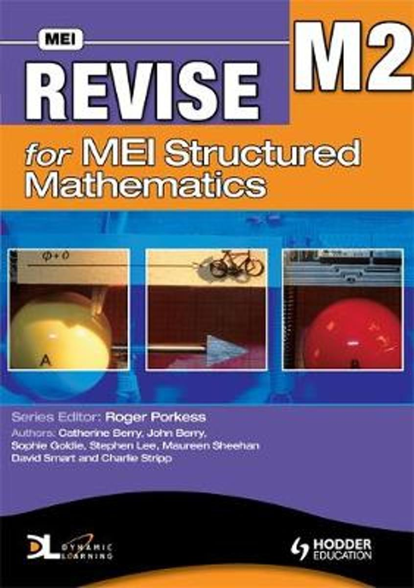 Afbeelding van product Revise for MEI Structured Mathematics - M2  - Pat Bryden