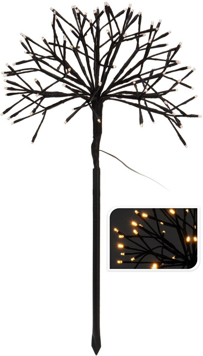 elegant boom met led verlichting voor binnen en buiten kerst leds zwart with bloesemboom binnen kopen