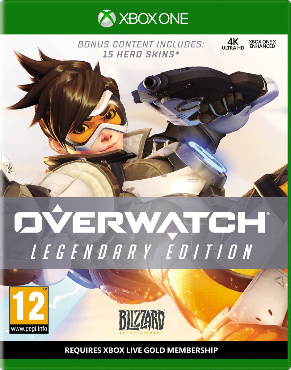 Overwatch - Legendary Edition Xbox One