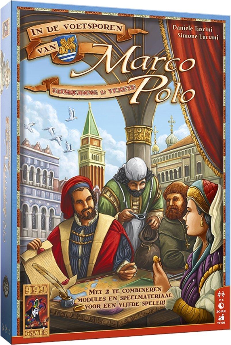 Marco Polo Uitbreiding Venetië Bordspel
