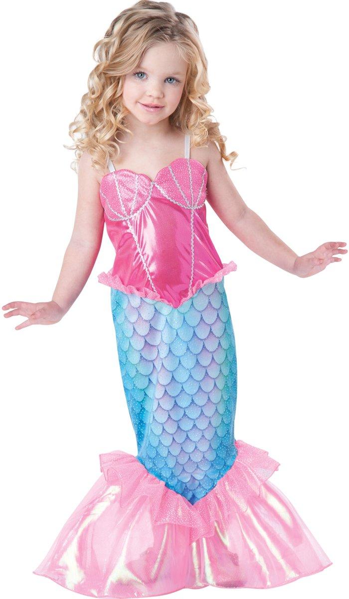 Verkleedset zeemeermin
