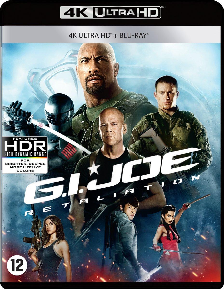 G.I. Joe 2: Retaliation (4K Ultra Blu-ray)-