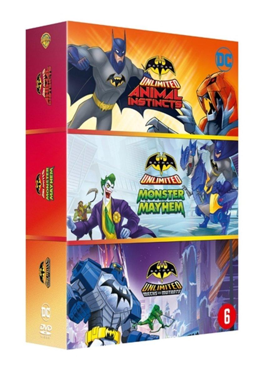 Animal Instincts Porn Dvd bol   batman unlimited collection (dvd)   dvd's