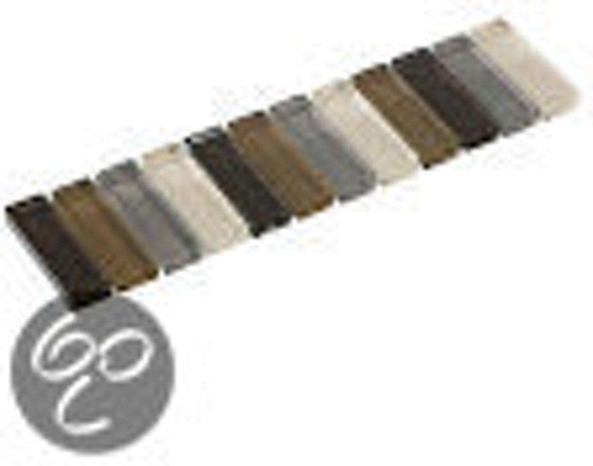 Listello Vitro stick bruin mix 4,8x20,0 cm -  Bruin Prijs per 1 stuk. kopen