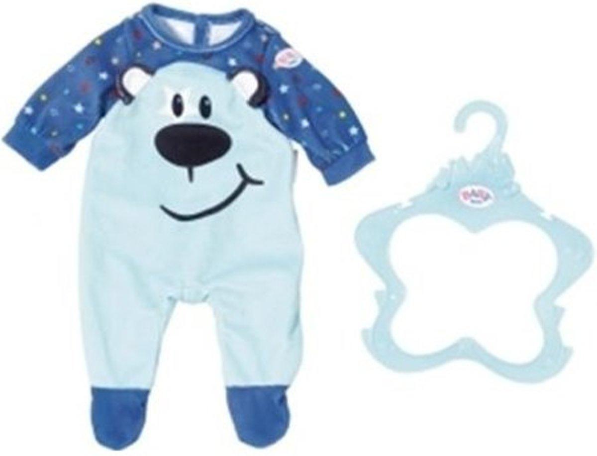 Kruippakje Baby Born blauw