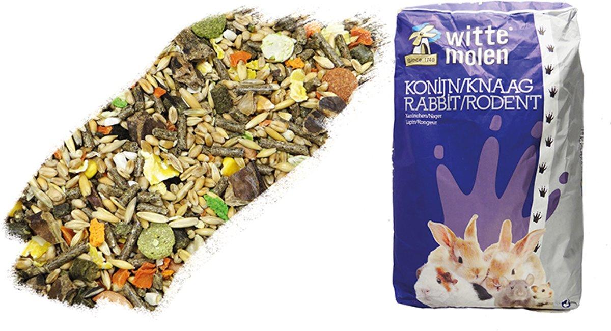 Witte molen konijnenvoer extra vit.c - 1 st à 20 KG
