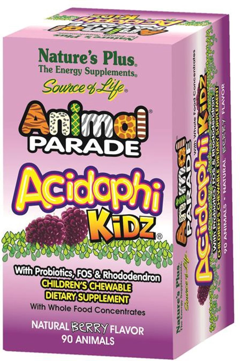 Foto van Animal Parade Acidophi Kidz