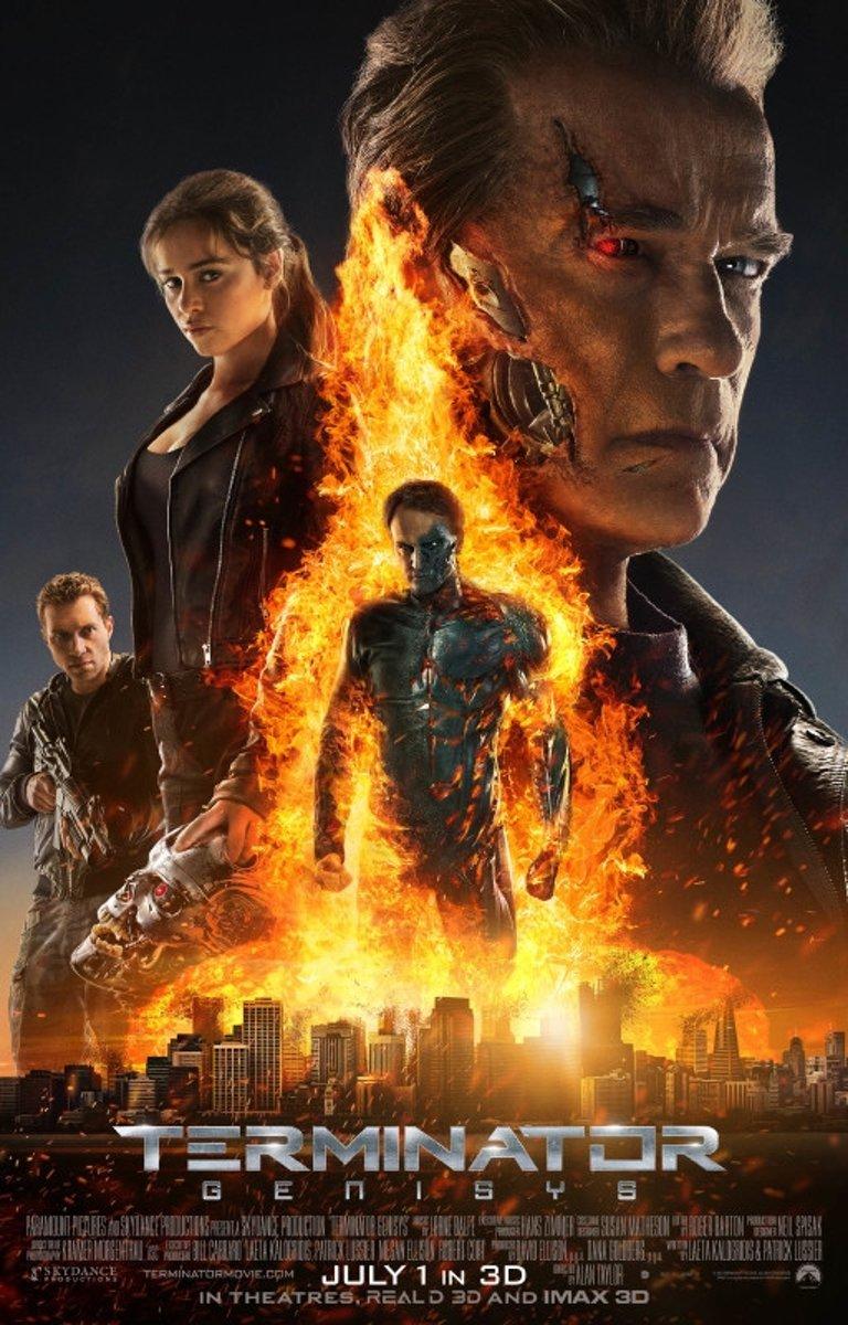 Poster Terminator Genisys filmposter kopen