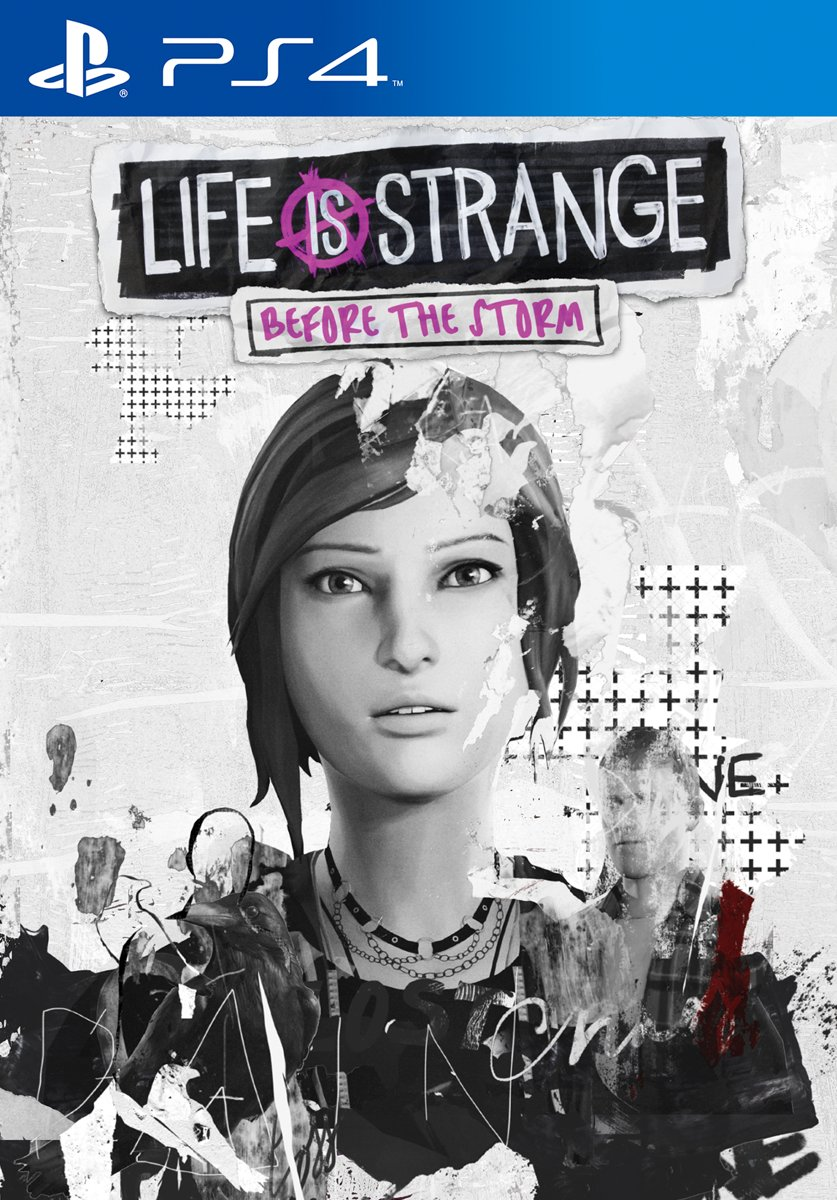 Life is Strange: Before the Storm Limited Edition PlayStation 4