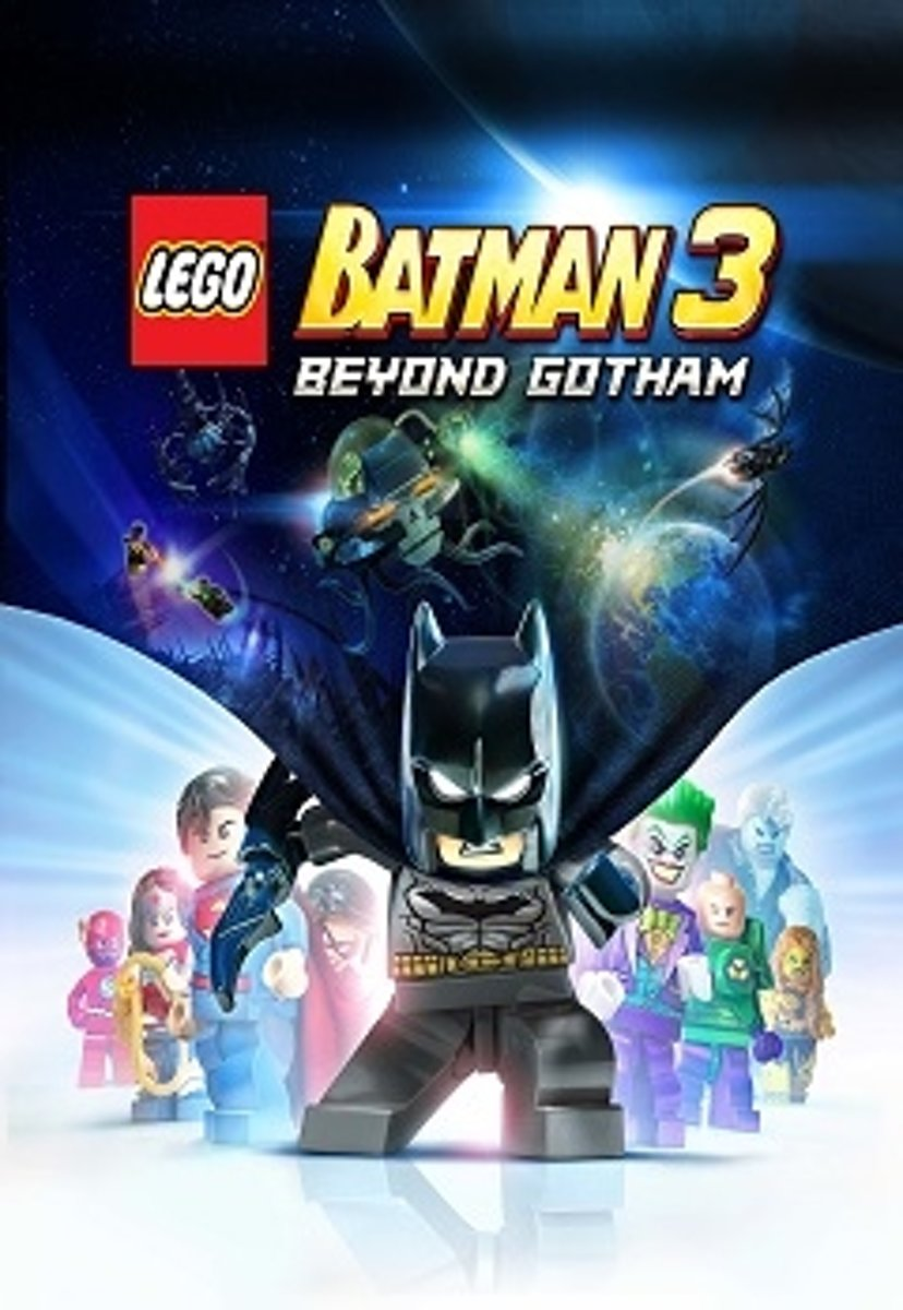 LEGO Batman 3 : Beyond Gotham - PS4 kopen