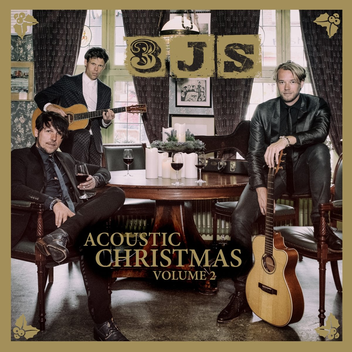 3js - ACOUSTIC CHRISTMAS VOLUME 2 kopen