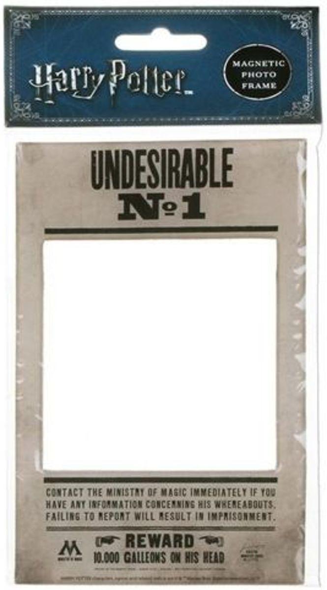 bol.com | Harry Potter Underisable No1 Photo Frame Magnet