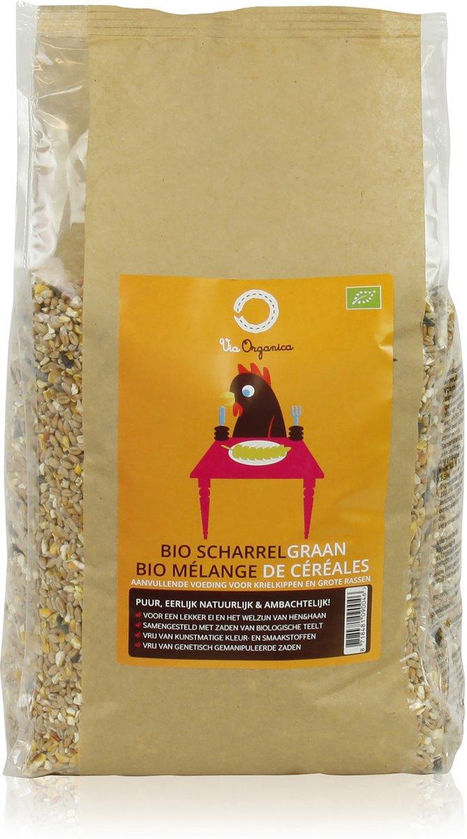 Via Organica Biologische scharrelgraan - 4 kg