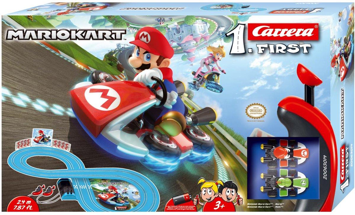 Carrera First Mario Kart - Racebaan voor €16,98