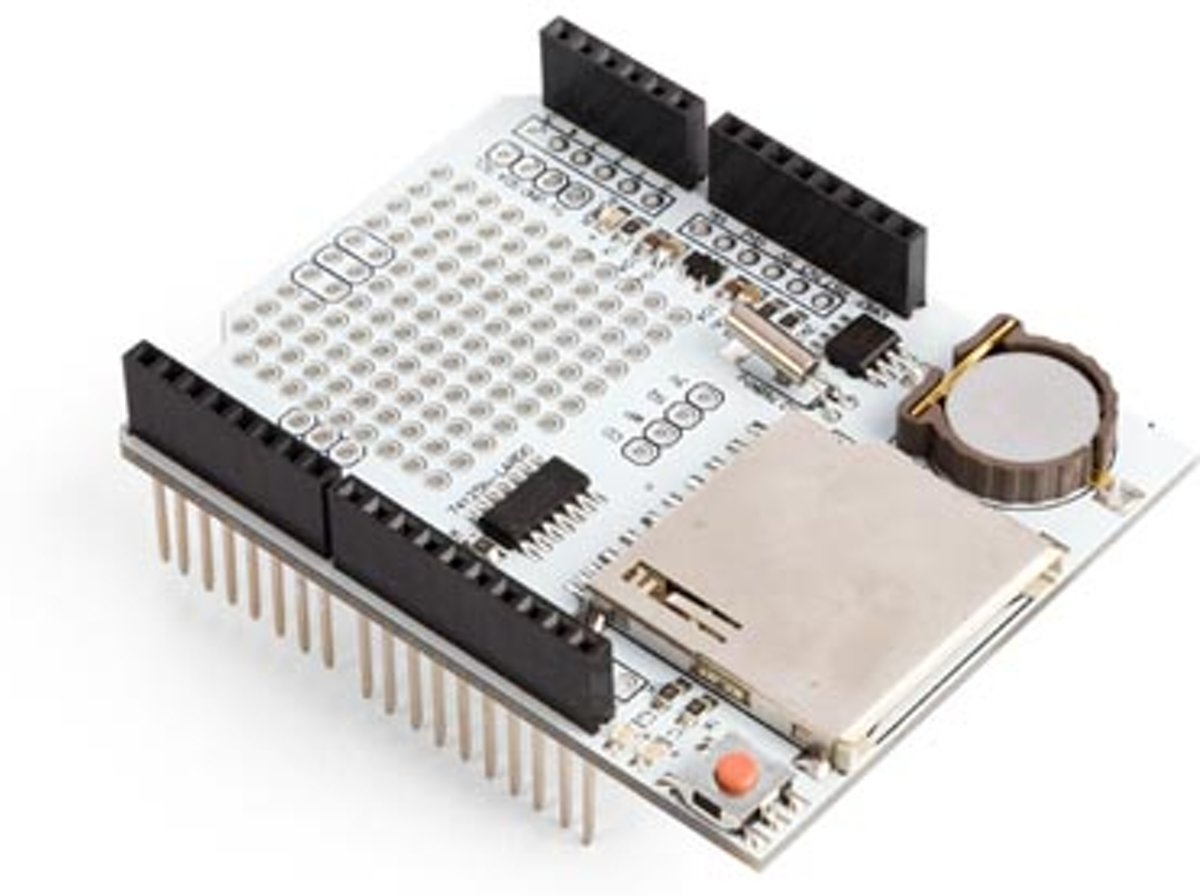 ARDUINO® COMPATIBEL DATA LOGGING SHIELD (VMA202) kopen