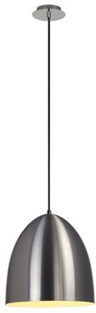 SLV CONE 30 pendellamp Hanglamp 1x60W Aluminium 133015 kopen