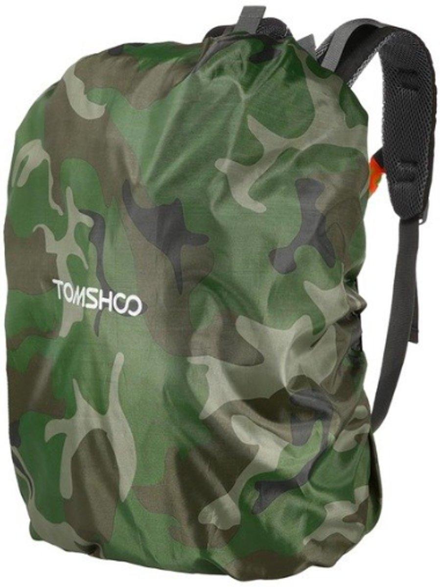 Universele backpack/rugzak regenhoes 40L-50L - Camoflage kopen