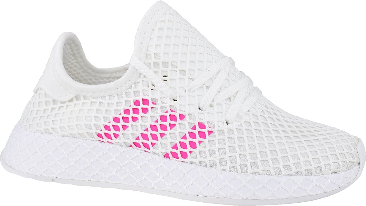 Details about Adidas Deerupt Runner J EE6608 JuniorWomen's Sneakers