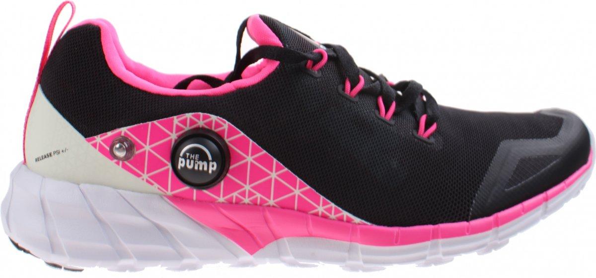 Reebok Sneakers Zpump Fusion 2.0 Meisjes Zwartroze Maat 23