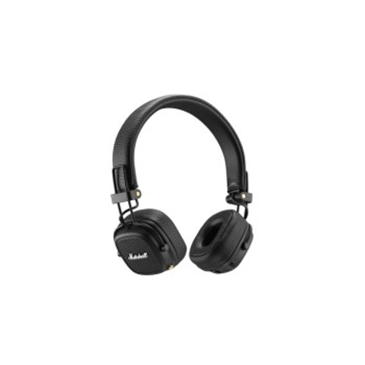 """Marshall """"Major III Voice"""" bluetooth-hoofdtelefoon, met Google Assistant, Zwart kopen"""