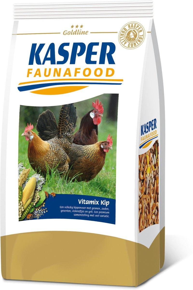 Kasper Goldline Vitamix Kippenvoer -  3 kg