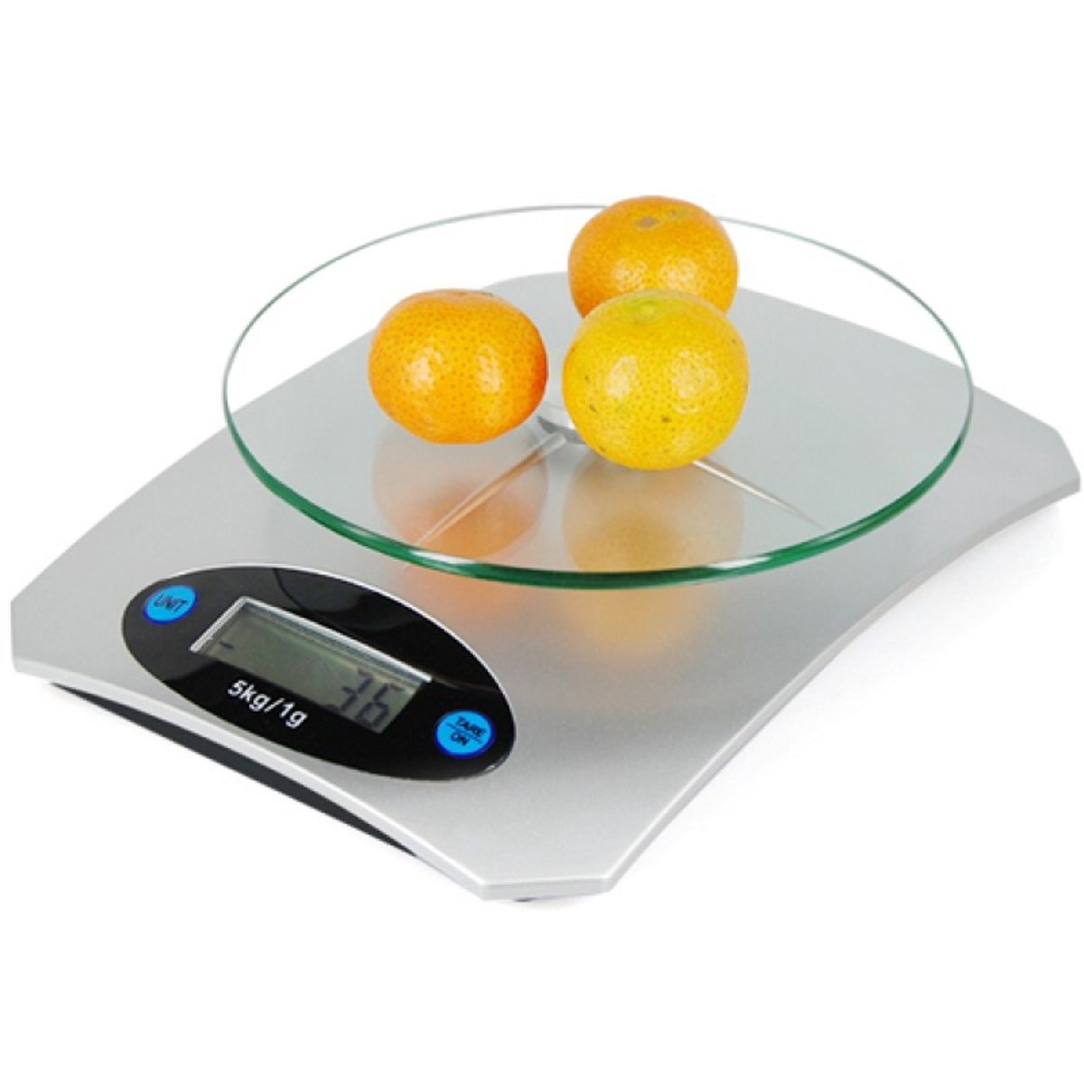 Elektronische keukenweegschaal 1G-5000G
