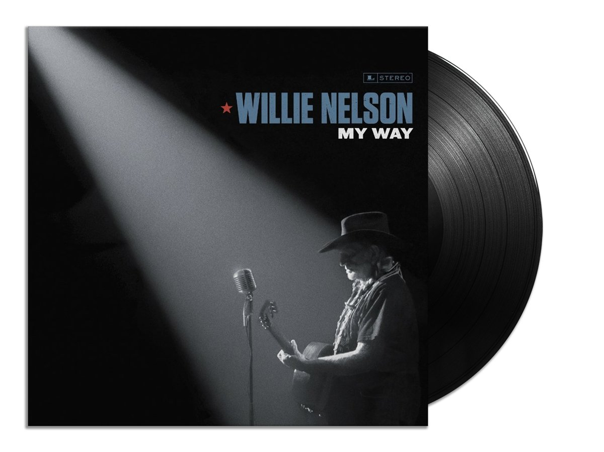 Willie Nelson MY WAY Pop Vinyl kopen