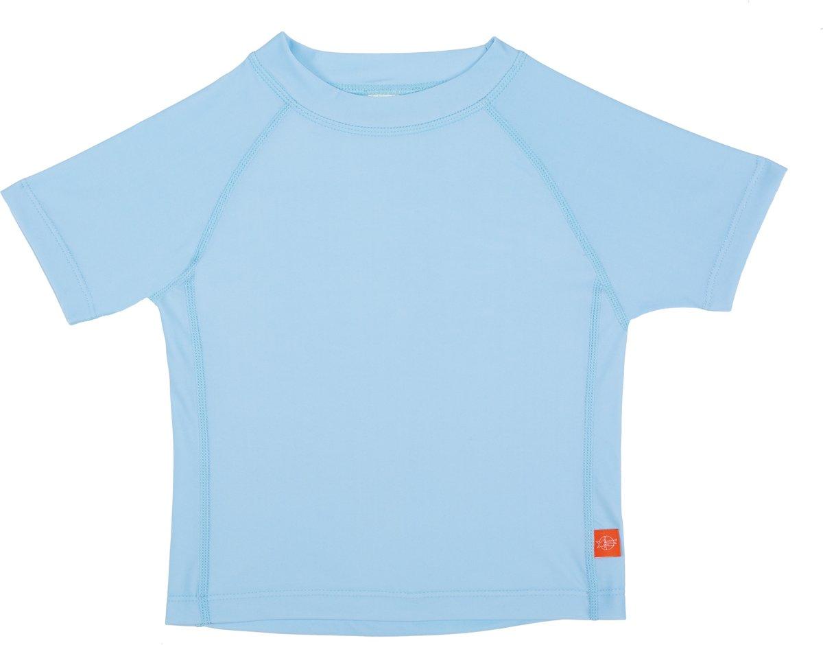 0fc9d02a2197c9 bol.com | Lässig UV werend Zwemshirt Kinderen - Lichtblauw - maat 6M (56-68)