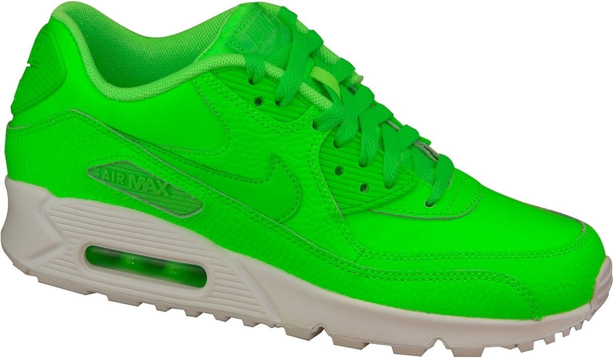 Air Max 90 Ltr sneakers witpaarszwart Air max 90