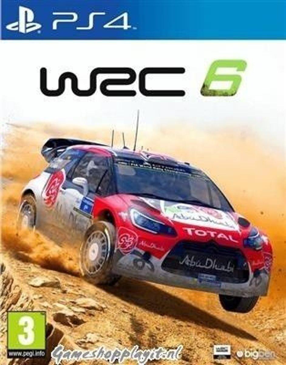 WRC 6 - PS4 kopen
