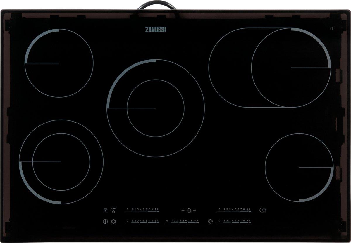 Keramische Kookplaat Aanraakbediening : Bol zanussi zev fba keramische kookplaat