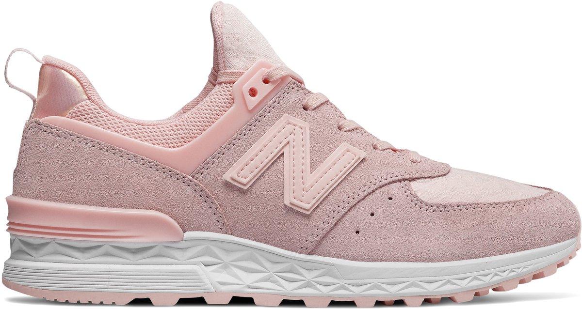 Nouvelles Chaussures De Sport D'équilibre Femmes Ws574 - Rose OedHZ2AA5