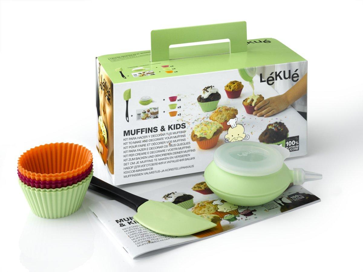 Lékué Muffinset voor Kinderen kopen