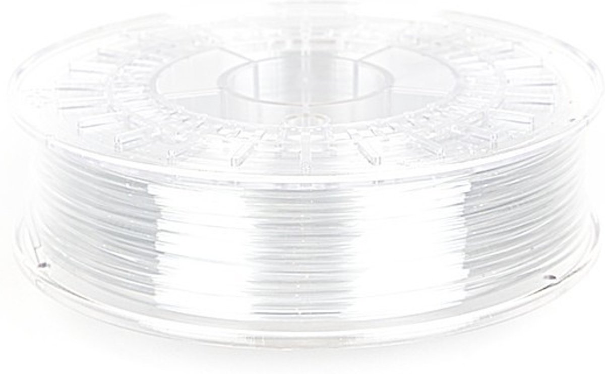 ColorFabb HT CLEAR 1.75 / 700 Thermoplastisch copolyester (TPC) Transparant 700g 3D-printmateriaal