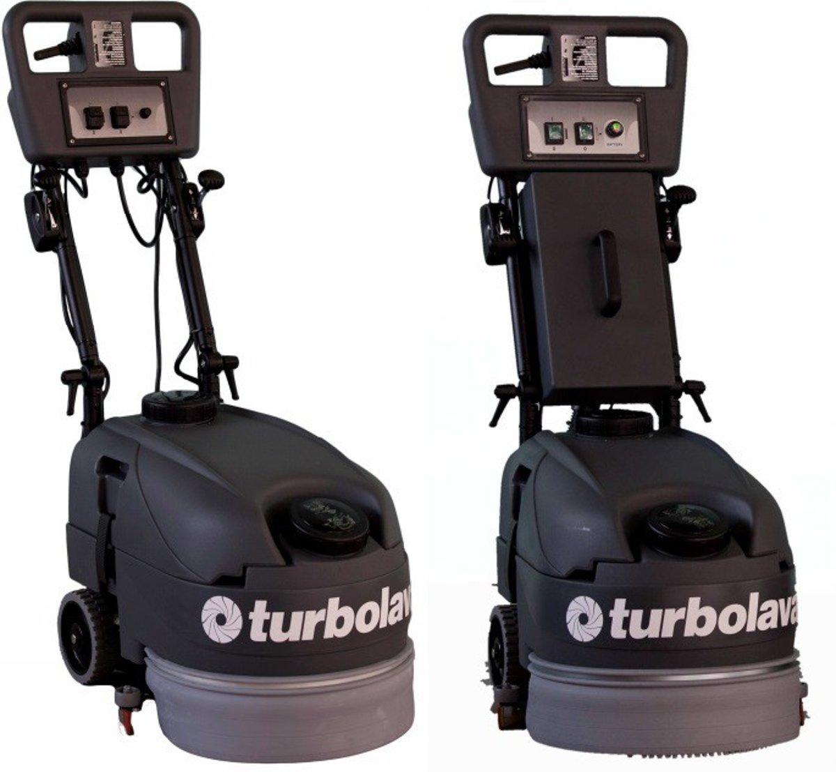 CIMEL Turbolava 350 vloerreinigingsmachine met kabel of batterij kopen
