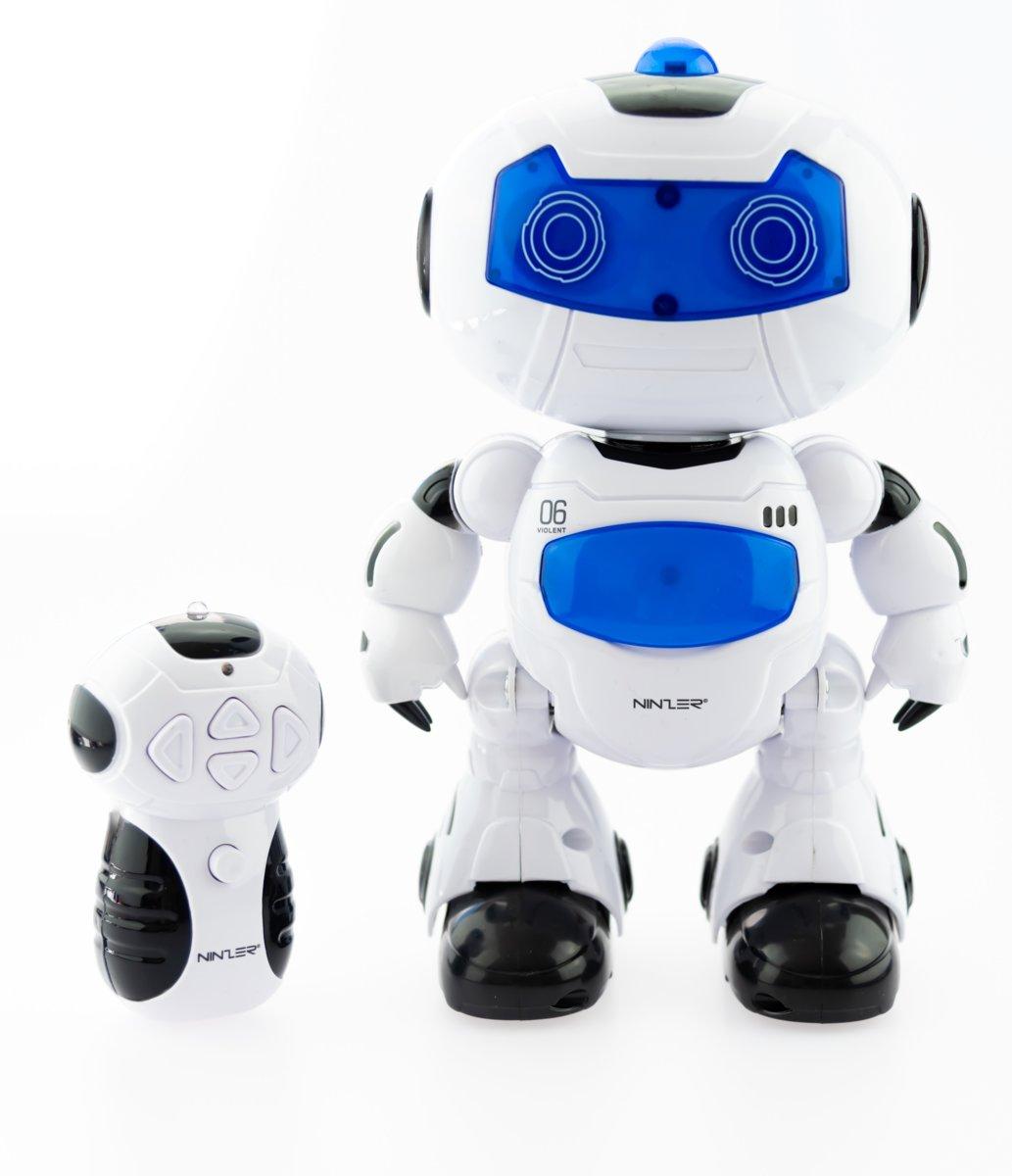 Ninzer Smart Robot, Dansen, Lopen, Zingen met afstandbediening