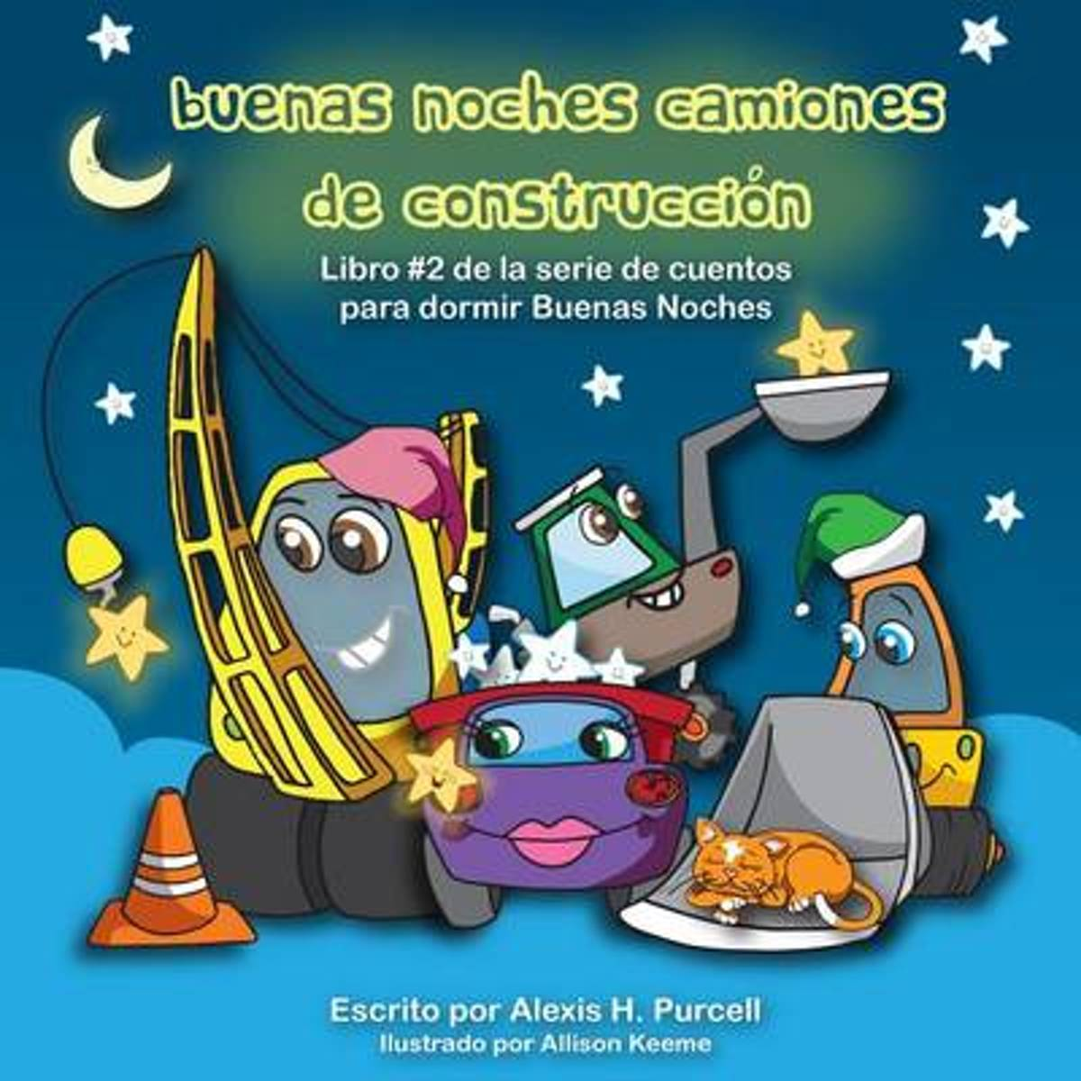 bol.com | Buenas Noches Camiones de Construccion, Alexis H Purcell ...