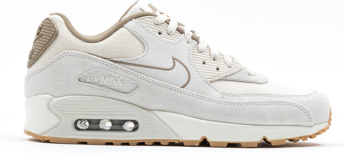 Nike Air Max 90 Premium Phantom 700155-004 Creme Khaki - Maat 45,5