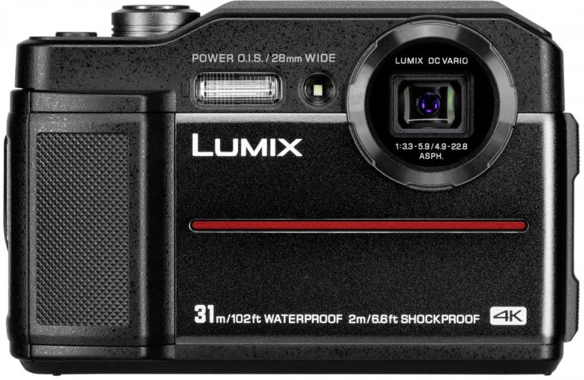 Panasonic Lumix DC-FT7 - Zwart