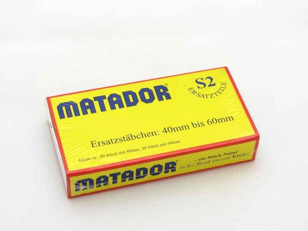 Matador Explorer - Klassik S2 Koppelstaven 4mm