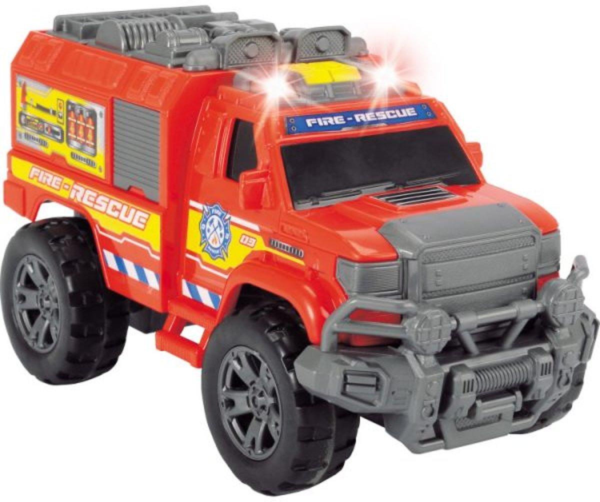 Dickie Action Series - Brandweerjeep (20cm)