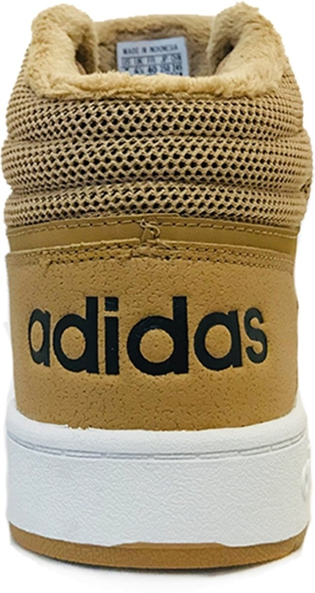 huge selection of a8c85 6e395 bol.com  adidas Hoops Mid 2.0 Sneakers - Schoenen - bruin licht - 45 13